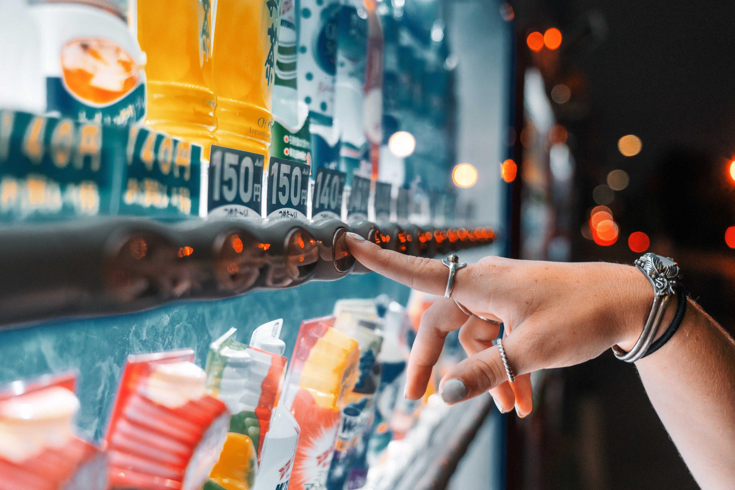Japan-vending-machines