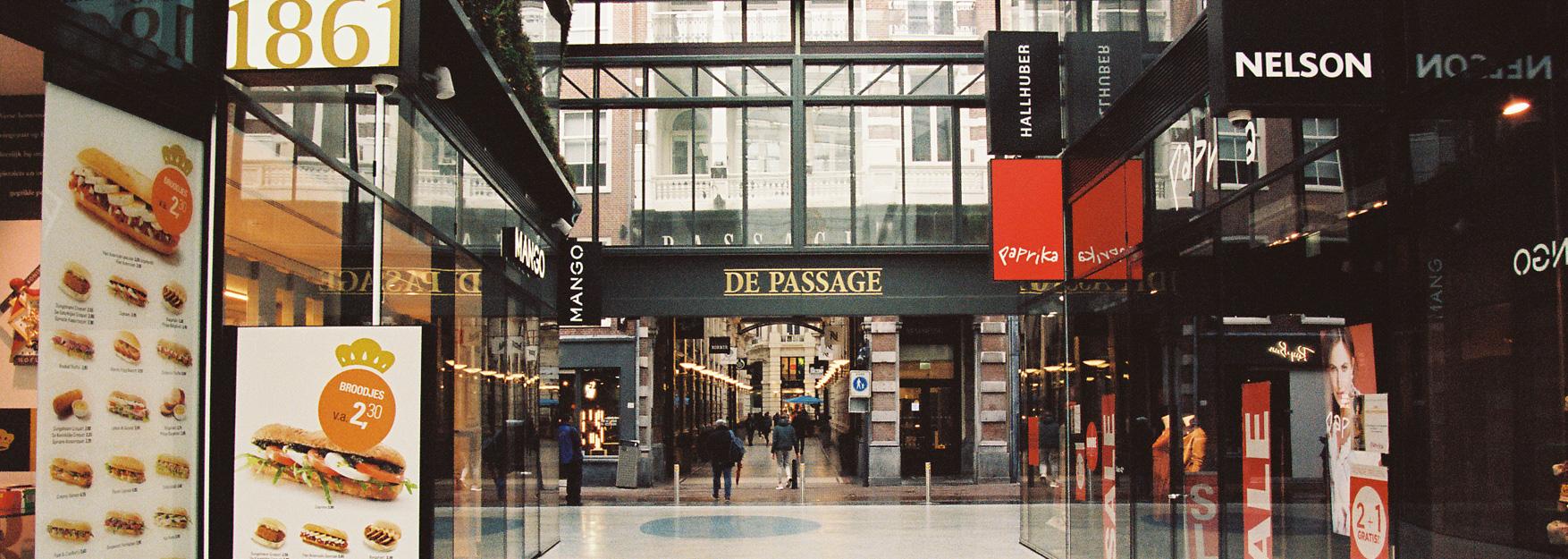 Nieuwe-passage